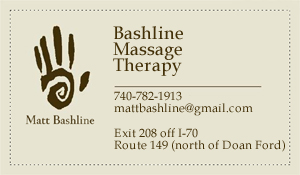 Matt Bashline Massage Therapy
